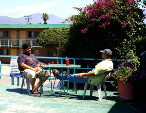 Motel Presidente, Hotels  Ensenada - big - 14