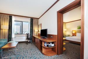 Отель Hilton Garden Inn Astana - фото 11