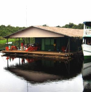 Nearby hotel : Manaus Jungle Hostel