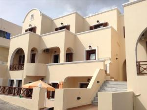 Antonia Apartments(Fira)