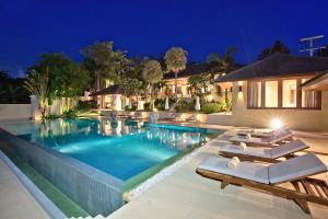 Ban Reemo Luxury Villa, Виллы  Бопхут - big - 37