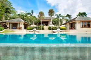 Ban Reemo Luxury Villa, Виллы  Бопхут - big - 36