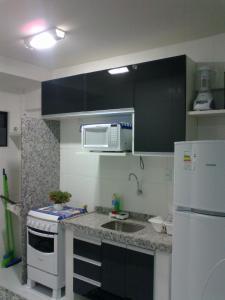 Renover Maceió Apartamento por Temporada, Апартаменты  Масейо - big - 4