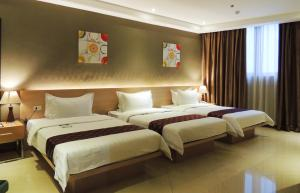 Dela Chambre Hotel, Szállodák  Manila - big - 8