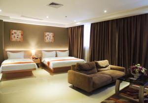 Dela Chambre Hotel, Szállodák  Manila - big - 6