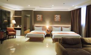Dela Chambre Hotel, Szállodák  Manila - big - 11