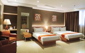 Dela Chambre Hotel, Szállodák  Manila - big - 12