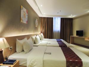Dela Chambre Hotel, Szállodák  Manila - big - 13