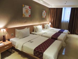 Dela Chambre Hotel, Szállodák  Manila - big - 54