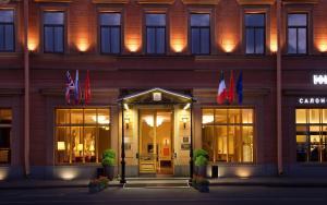 アングレテール ホテル