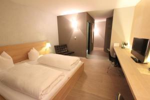 Hotel des Alpes, Szállodák  Flims - big - 111