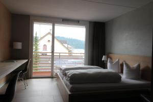 Hotel des Alpes, Szállodák  Flims - big - 38