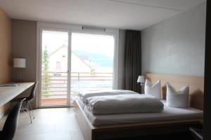 Hotel des Alpes, Szállodák  Flims - big - 16