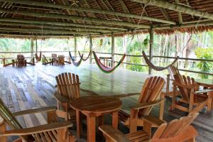 Ceiba Tops, Lodges  Santa Teresa - big - 38