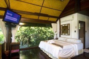 Glass Cottage, Загородные дома  Wok Tum - big - 7