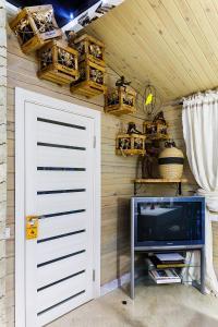 Usadba Veles, Дома для отпуска  Боровляны - big - 63