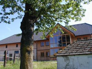 Espi-Stables Ferienhof Esterhammer, Farmházak  Liebenau - big - 28