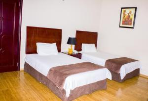 Icon Hotel Chingola, Szállodák  Chingola - big - 4