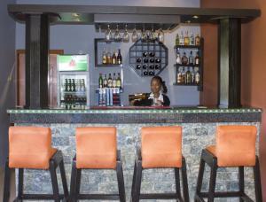 Icon Hotel Chingola, Szállodák  Chingola - big - 23