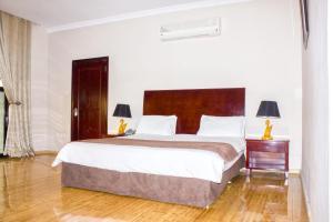 Icon Hotel Chingola, Szállodák  Chingola - big - 8