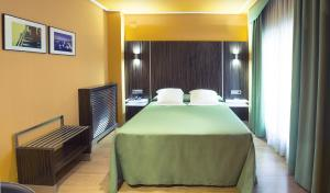Hotel Gran Via, Hotely  Zaragoza - big - 22