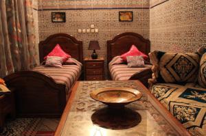 Ryad Bab Berdaine, Riads  Meknès - big - 52