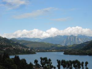 Residence Dei Laghi, Ferienwohnungen  Spinone Al Lago - big - 10
