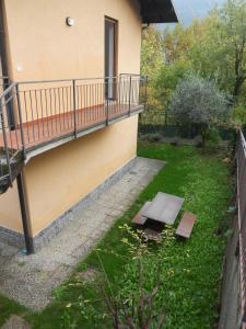 Residence Dei Laghi, Апартаменты  Spinone Al Lago - big - 8