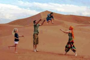 Sahara Camp Merzouga