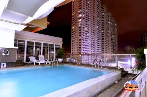 JMM Grand Suites, Aparthotels  Manila - big - 44