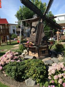 Familien- und Apparthotel Strandhof, Hotels  Tossens - big - 27