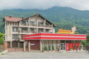 Гостиница Осипов - фото 1
