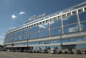Отель Москва - фото 3
