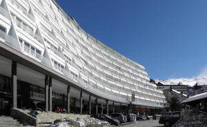 Mont Blanc - Hotel - Sierra Nevada