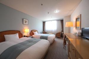 Okido Hotel, Hotel  Tonosho - big - 8