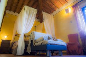 Casa Di Campagna In Toscana, Загородные дома  Совичилле - big - 29