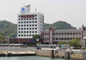 Okido Hotel, Hotel  Tonosho - big - 30