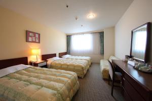 Okido Hotel, Hotel  Tonosho - big - 21