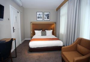 Mindre dobbeltværelse