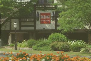 Nearby hotel : The Lodge Hotel and Conference Center