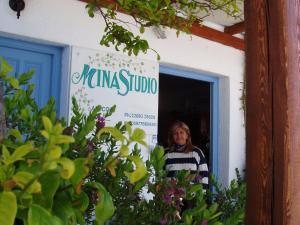 Mina Studios, Aparthotels  Platis Yialos Mykonos - big - 59