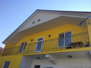 Апарт-отель Yellow - фото 8