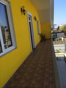 Апарт-отель Yellow - фото 13