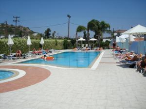 Sun Maris, Residence  Faliraki - big - 24