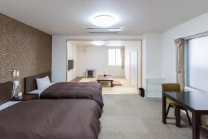 Frame Hotel Sapporo, Hotel low cost  Sapporo - big - 26