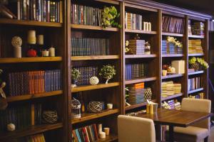 Бутик-Отель Библиотека - фото 27