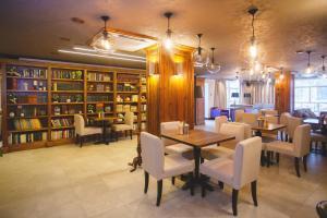Бутик-Отель Библиотека - фото 26