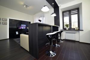 Апартаменты Luxury studio Minsk - фото 10