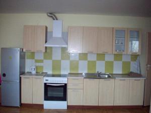 Andriaus Apartamentai, Apartments  Šiauliai - big - 8