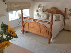 Muddifords Court Country House, Bed & Breakfasts  Cullompton - big - 9